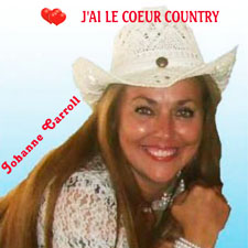 Johanne Carroll – J'ai le cœur Country