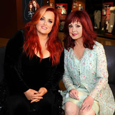 The Judds sur le Hollywood Walk of Fame
